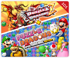 Puzzle Dragons Z